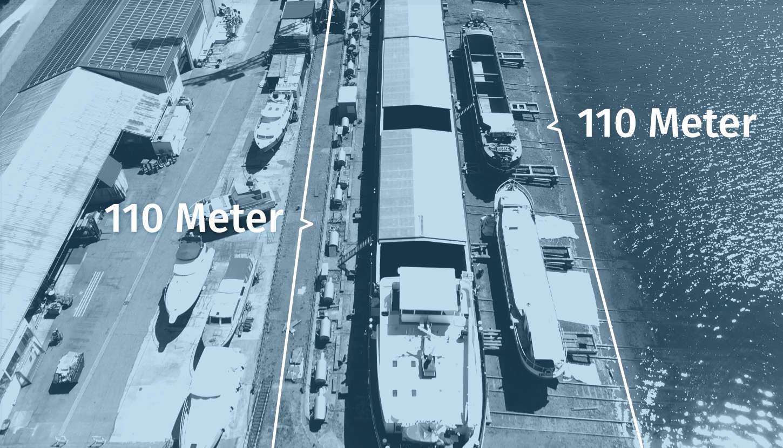 Schiffswerft Karcher Helling